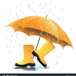 stock-vector-yellow-rain-boots-and-umbrella-in-puddle-eps-vector-grouped-for-easy-editing-no-open-shapes-167262185